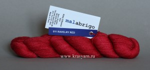 611 Ravelry red
